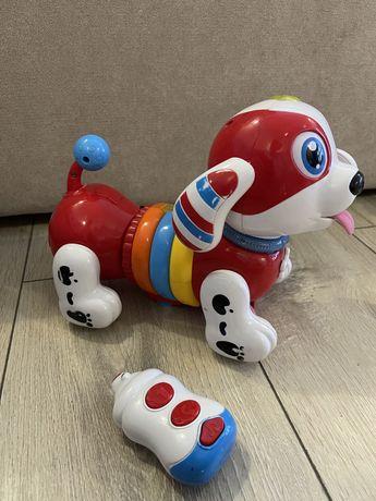 Інтерактивна іграшка пес