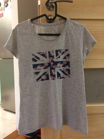 T-shirt flaga uk