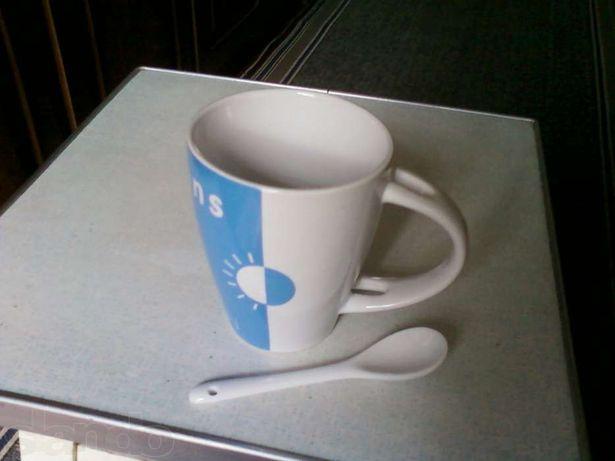 Чашка с ложечкой