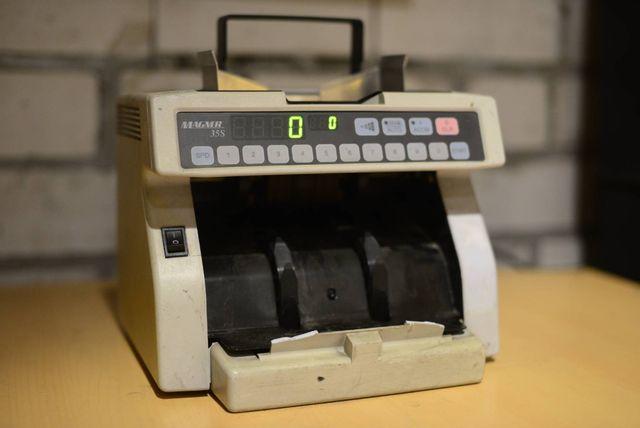 Счетчик банкнот Magner 35S купюросчетная машинка
