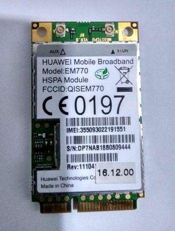 Modem Huawei EM770