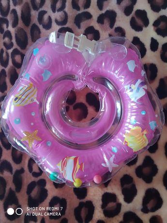 Продам круг для купання