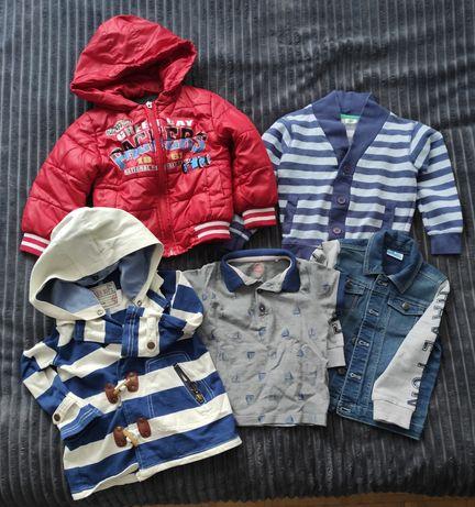Ubrania dziecięce 92-98