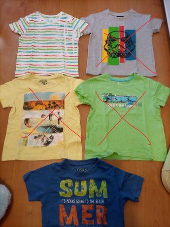 T-shirts 3 4 anos