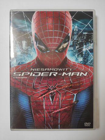 Film DVD Niesamowity Spider-Man