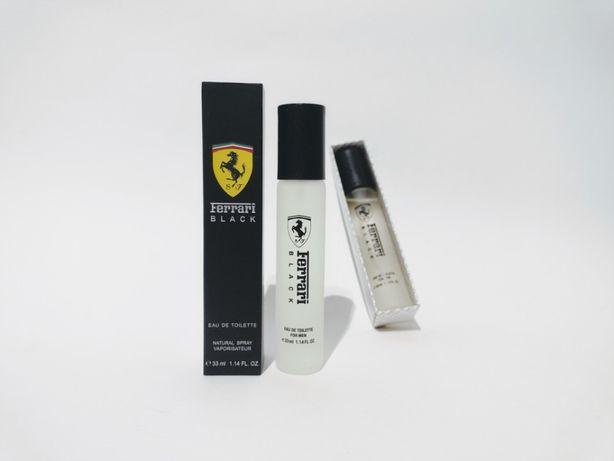 Ferrari black tester 33 ml męski