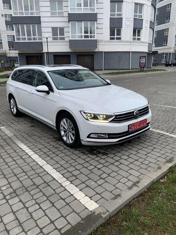 Volkswagen passat B 8