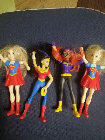 Супер герои, девочки Супер герои, из Макдональдса