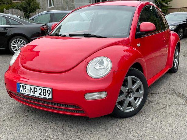 VW NEW BEETLE 2.3 VR5 170KM_Klima_Audio_DVD