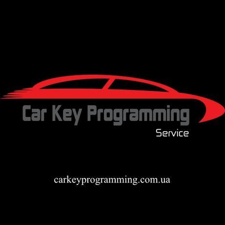 Ключи Porsche, прошивка/программирование