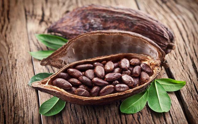 Какао бобы Гана