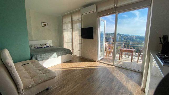 Продажа квартиры в г.Батуми с видом на море.