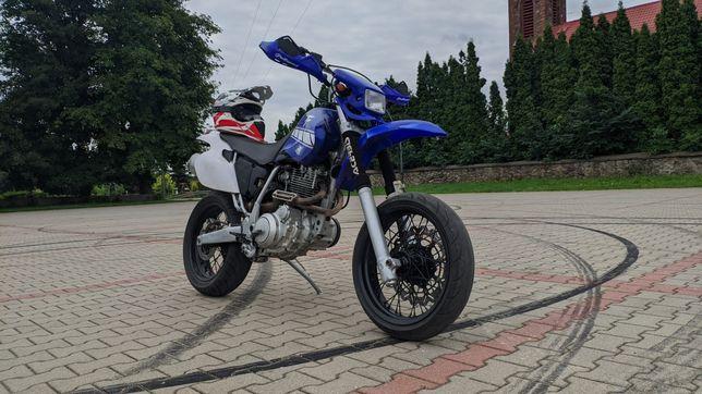 Yamaha TT TTR 600, 2006r, rozrusznik, Supermoto, SM (drz, exc)