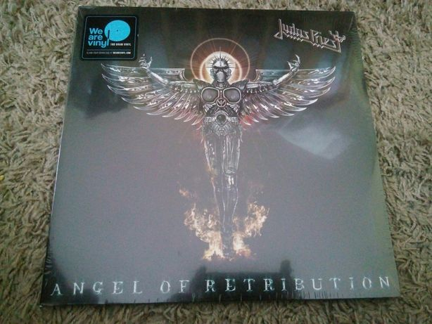 "Judas Priest - "" Angel of Retribution "" ... 2xLp em vinil"