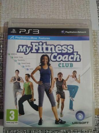 Gra My Fitness Coach Club PS3