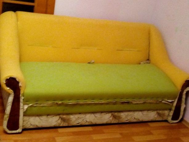 кровать двуспальная с паролоном складывается в диван