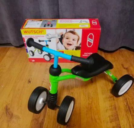 Детский четырехколесный беговел PUKY WUTSCH. Бесплатная доставка