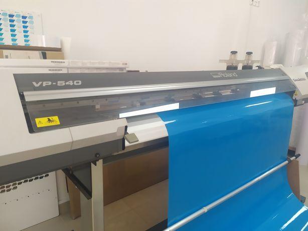 Plotter de impressão e corte Roland Vp 540
