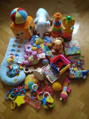 Kosz zabawek dla dziecka 1-3 lat