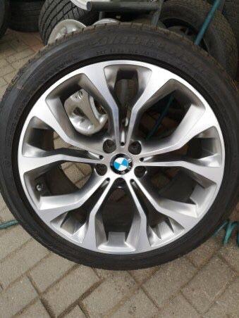 Komplet kół BMW X6/X5