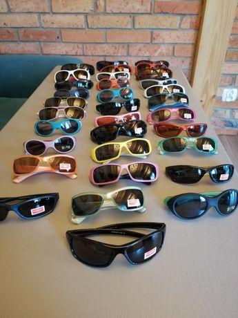 Okulary przeciwsłoneczne Stylowe dziecięce