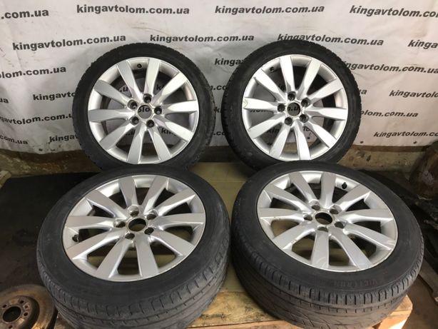 Диски с резиной R17 225/45 5*112 Audi A4 Seat Skoda Volkswagen
