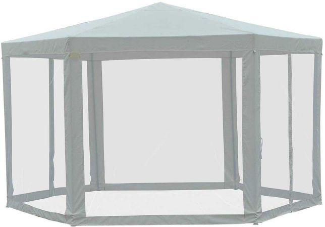 Pawilon Ogrodowy Namiot 3.9 x 3.9 Kremowy