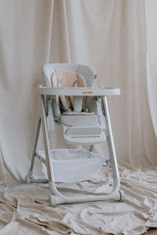 Стульчик Столик для кормления ребенка Carrello Concord CRL-7402