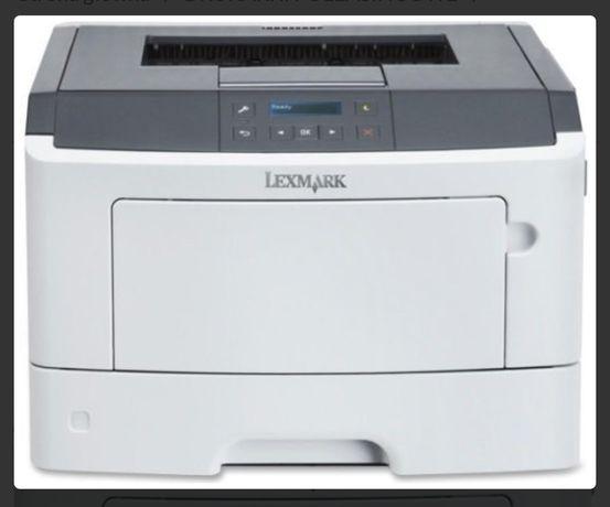 Używana drukarka laserowa Lexmark MS410dn