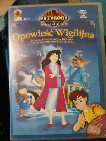 Film na cd Opowieść Wigilijna