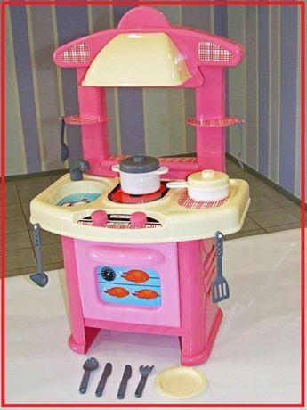 Кухня детская с посудой производитель Орион Украина