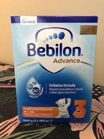 Bebilon Advance 3 - mleko modyfikowane 1000g