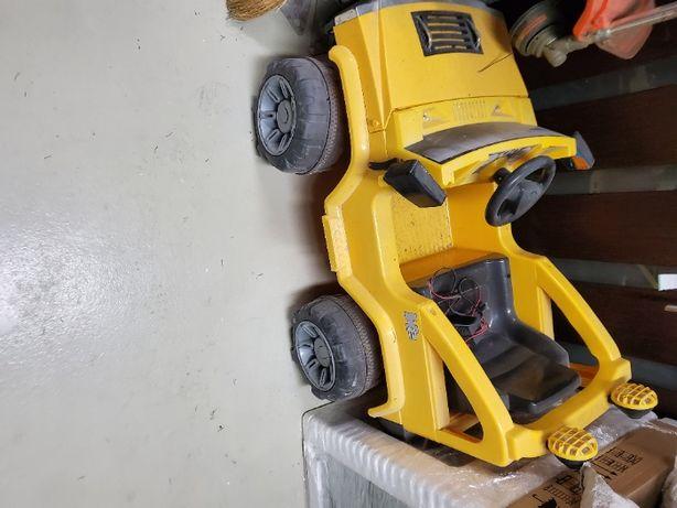 Jeep elektryczny dla dziecka