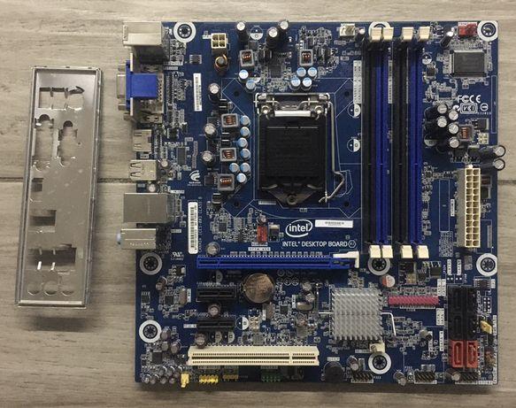 Хорошая материнская плата Intel DH55TC s1156 MicroATX - Обмен