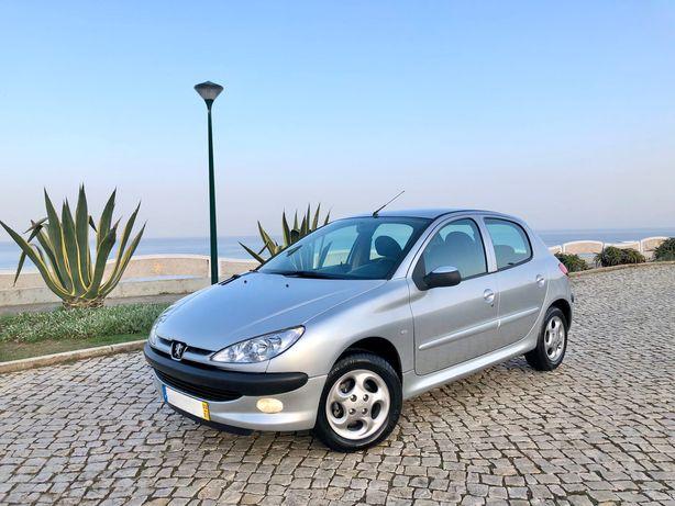 Peugeot 206 1.4 HDI - Muito Estimado