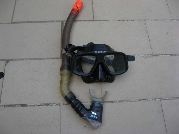 óculos para mergulho