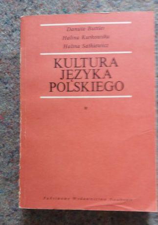 Danuta Buttler i in.: Kultura języka polskiego, t. 1-2