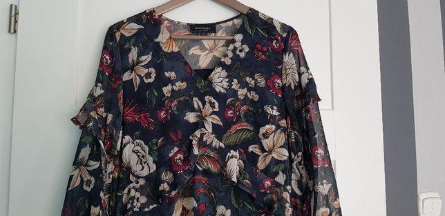 Reserved sukienka w kwiaty 38