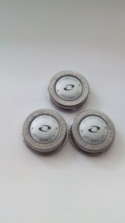 Бритвенные головки электробритв PHILIPS (3 сеточки+3 лезвия)