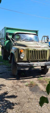 Газон ГАЗ 53 в хорошем состоянии