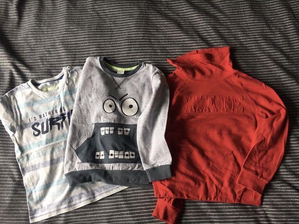Ubranka Chłopiec  134-140