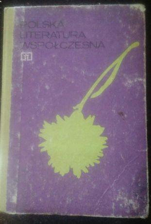 Polska literatura współczesna Ryszard Matuszewski
