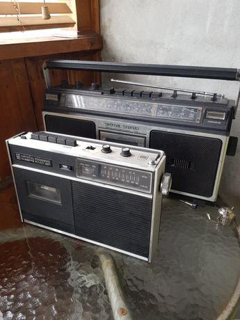 Radiomagnetofon Philips Panasonic