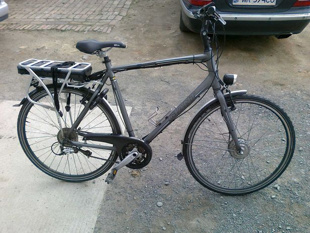 rower elektryczny giant 36v