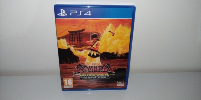 Samurai Shodown Collection PlayStation 4