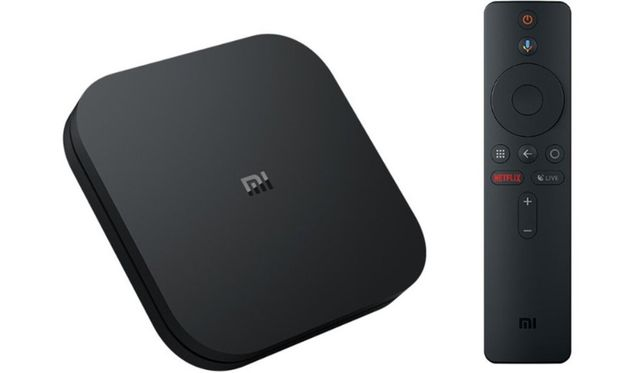 XIAOMI MI Box S Smart TV Czarny