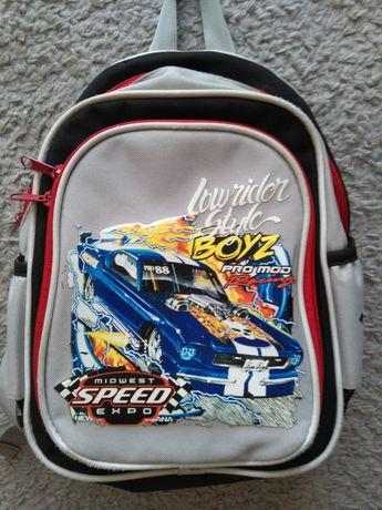 Reserved Plecak dziecięcy junior chłopięcy