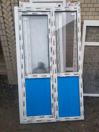 Продам двері металопластикові