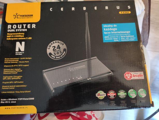 Router ADSL Pentagram Cerberus P6342