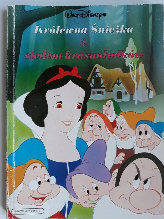 Królewna Śnieżka i siedem krasnoludków - Disney Egmont Warszawa - image 1
